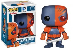 Funko Reveals Deathstroke Pop! Vinyl Exclusive Figure