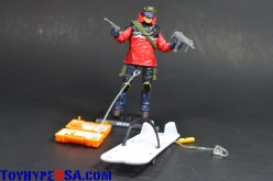 G.I. JoeCon 2014 Rescue Ops 2-Pack Clutch And Ice Storm Review