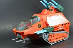 G.I. JoeCon 2014 Septic H.I.S.S. Tank MK II Review