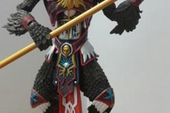 Gothitropolis: Ravens Figures Hand Painted Sample Images