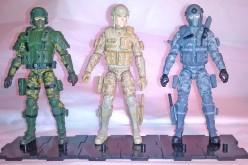 Marauder Task Force Gaming Figures Kickstarter Program Ending Soon