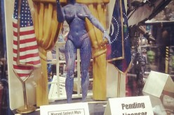 DST Reveals Marvel Select X-Men: Days Of Future Past Mystique Figure
