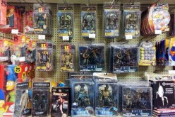 NECA At ToysRUs – Check Out Their New Section And Win Prizes