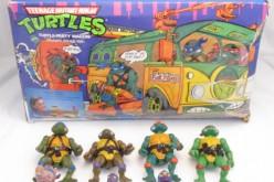Nerd Rage Toys Update – TMNT Vintage & 25th Anniversary Action Figure Restock, Spider-Man