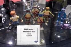 Teenage Mutant Ninja Turtles Minimates Series 2 And Banks Shown At C2E2