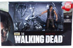The Walking Dead Deluxe Box Set Daryl Dixon With Chopper Pre-Orders Shipping From Amazon