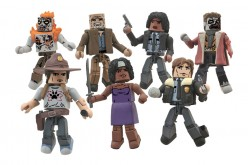 DST The Walking Dead Minimates Series 6 Official Image