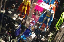WonderCon 2014 – 75 Years Of Batman Figures On Display