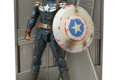 Marvel Select Exclusive Unmasked Captain America: The Winter Soldier Figure