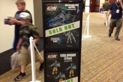 G.I. JoeCon 2014 – Most Exclusives Are Sold Out