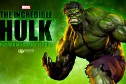 The Incredible Hulk Premium Format Figure Preview