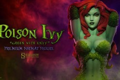 Poison Ivy Green With Envy Premium Format Figure Preview