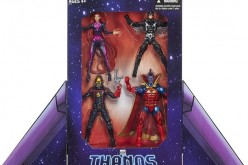 SDCC 2014 Marvel Legends Infinite Series 6 Inch & Marvel Universe 4 Inch The Thanos Imperative Box Sets Revealed