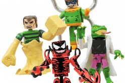 The Deadly Foes Of Spider-Man Team Up For A New Minimates Box Set