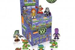 Funko Announces Teenage Mutant Ninja Turtles Mystery Minis, Pop! Vinyl Figures Series 2, Wacky Wobblers