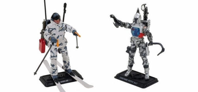 "G.I. Joe 50th Anniversary 2-Packs Wave 2 Now Listed At Toys ""R"" Us"