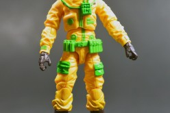 G.I. JoeCon 2014 Zombie Initiative E.C.O. Force Clean-Sweep Review