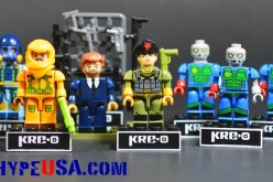 G.I. JoeCon 2014 Zombie Initiative Kre-O 7-Pack Review