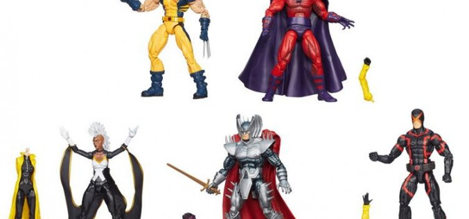Marvel Legends Jubilee Wave Sold Out At Diamond Comics Distributions (Update)