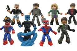 Amazing Spider-Man 2 Minimates Swing Into Comic Shops With New Photos