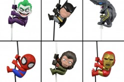 NECA Scalers Wave 2 Collectible Mini Figures Shipping This Week