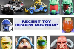 Recent Toy Review Round Up – G.I. JoeCon 2014 Exclusives, MOTUC