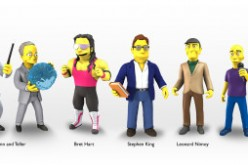 NECA Press Release – The Simpsons Series 3