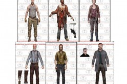 McFarlane Toys Changes The Walking Dead TV Series 6 Figure Assortment