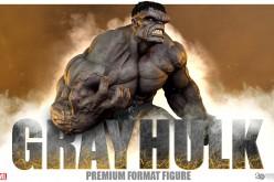 Gray Hulk Premium Format Figure Preview