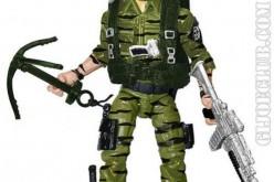 G.I.Joe Collectors' Club Figure Subscription Service 3.0 Hit & Run Figure Update