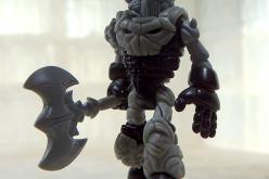 October Toys Skeleton Warriors Traveler Skeleton Figure Prototype Images
