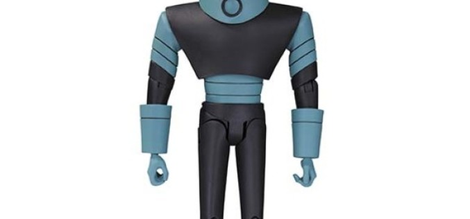 DC Collectibles Batman: The Animated Series Mr. Freeze & Two-Face Shipping This Week