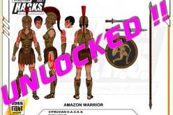 Boss Fight Studio's Vitruvian H.A.C.K.S. Amazon Warrior Unlocked