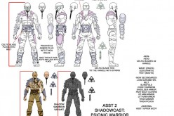 Boss Fight Studio's Vitruvian H.A.C.K.S. Series 2 Psionic Warrior Preview & More