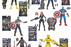 Entertainment Earth Update – New Revision Case For Captain America Marvel Legends Brings Back AIM & Hydra Soldiers