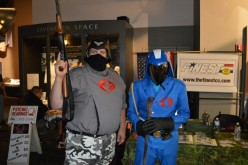 Eternal Con 2014 – Cosplay, Long Island Ghostbusters, G.I. Joe Costume Club & More