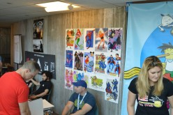 Eternal Con 2014 – Day 2 Artist Alley & Cosplay