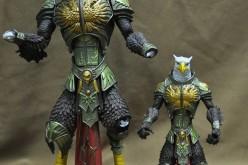 Four Horsemen Gothitropolis: Ravens Paint Sample Images Update