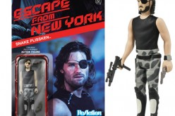 Funko ReAction Escape From New York & The Goonies Official Press Release