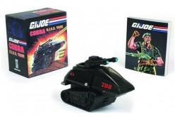 G.I. Joe HISS Tank With Mini Book By Running Press
