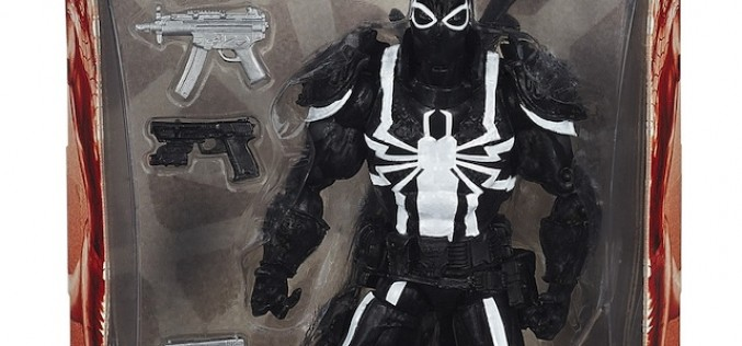 Marvel Legends Agent Venom Found At Walgreens