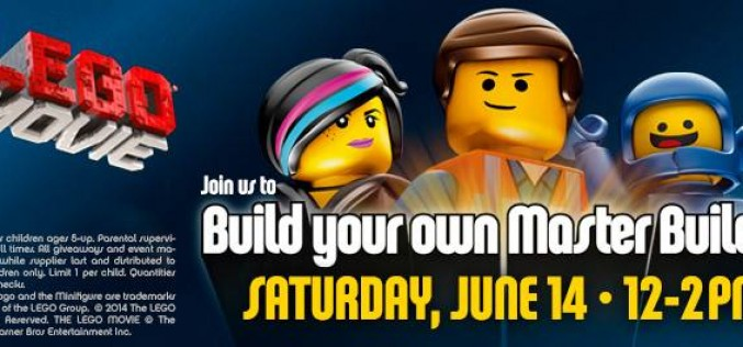 LEGO Builder Master Event At Toys R Us On June 14, 2014