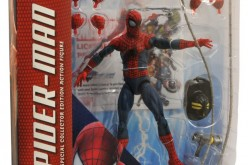 The Amazing Spider-Man Marvel Select Figure Crawls Into Comic Shops