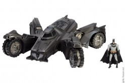 New Details On Mattel's SDCC 2014 Exclusive DC Multiverse Batman Arkham Knight Batmobile