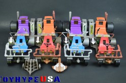 Nickelodeon Teenage Mutant Ninja Turtles 2014 Patrol Buggies Review