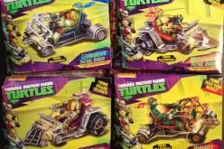 Nickelodeon Teenage Mutant Ninja Turtles 2014 Patrol Buggies Found At Target