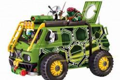 Playmates Toys Teenage Mutant Ninja Turtles 2014 Movie Toys Official Press Release