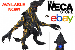 NECA Pacific Rim 18 Inch Knifehead Kaiju Action Figure With Light-Up Head For Sale Now