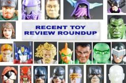 Recent Toy Review Roundup – G.I. Joe FSS 2.0, MOTUC, Marvel, Transformers, DC