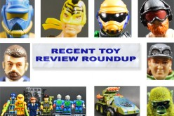 Recent Toy Review Roundup – G.I. JoeCon 2014 Exclusives, Masters Of The Universe Minis